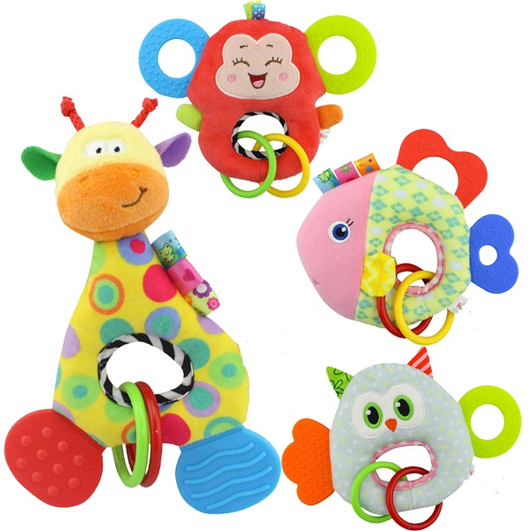 What does a plush toys bring to child?
